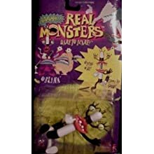 Nickelodeon Real Monsters Oblina Figure