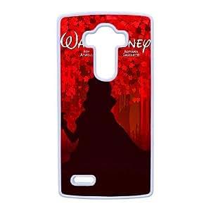 Generic for LG G4 Cell Phone Case White Snow White and the Seven Dwarfs Custom HHGHJJOLA2276