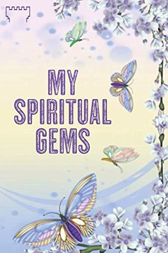 My Spiritual Gems: Jehovah Witness Notebook | Journal: Best Life Ever!]()