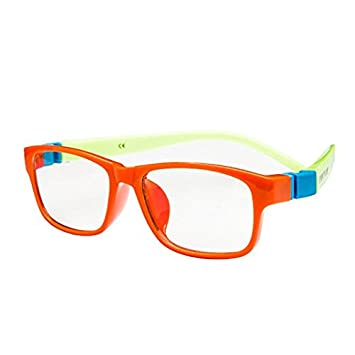 88c4d806d2 PROSPEK Kids Computer Glasses - Anti Blue Light Glasses for Children 4+.  Anti-