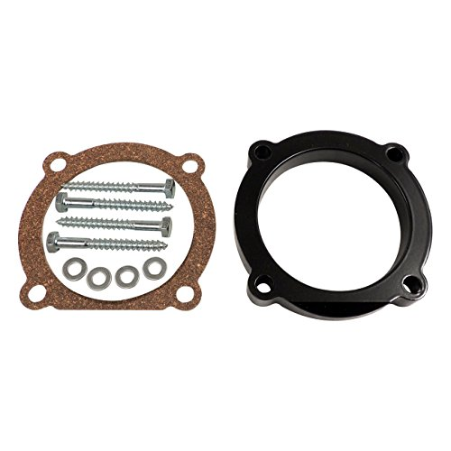 Throttle Body Spacer Kit: