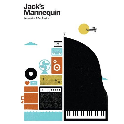 Jacks Mannequin - Jack's Mannequin: Live From The El Rey Theatre