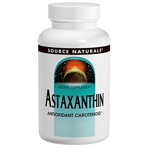 Source Naturals, Astaxanthin, 2 mg, 120 Softgels - 3PC by Source Naturals