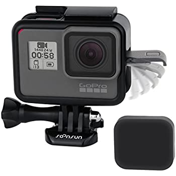 Amazon.com : iTrunk Frame Mount Compatible for GoPro Hero 7 ...