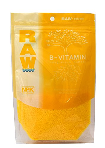 NPK Industries 717855 Raw B-Vitamin Fertilizers, 2-Ounce, 2 Ounce