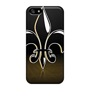High Quality Yinmobileshop New Orleans Saints Skin Cases Covers Specially Designed For Iphone - 5/5s