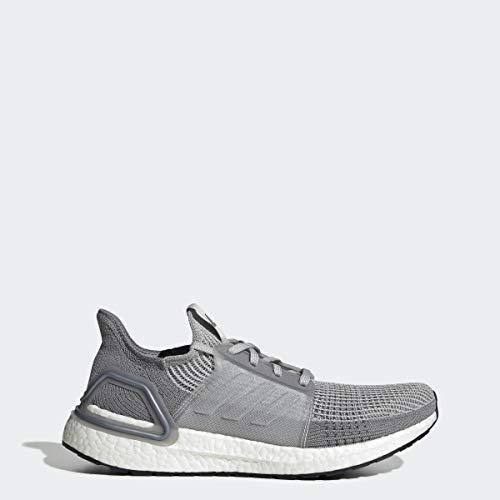 adidas Men's Ultraboost 19 m Running Shoe, Grey Two/Grey Two/Grey Six, 10 Standard US Width US