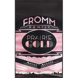 - Fromm Family Foods 727064 Prairie 26 Lb Gold Adult Dry Dog Food (1 Pack), One Size