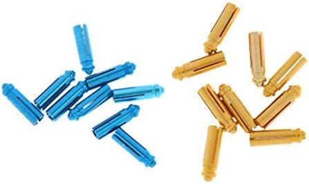 フライトプロテクター  耐久性 アルミニウム合金 ブルー ゴールド