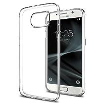 Galaxy S7 Hülle Case, Elekin Samsung Galaxy S7 Case silikon Hülle Crystal Clear Premium Durchsichtig Handyhülle Backcover Durchsichtig hülle Transparent Case Schutzhüllen TPU Case für Galaxy S7