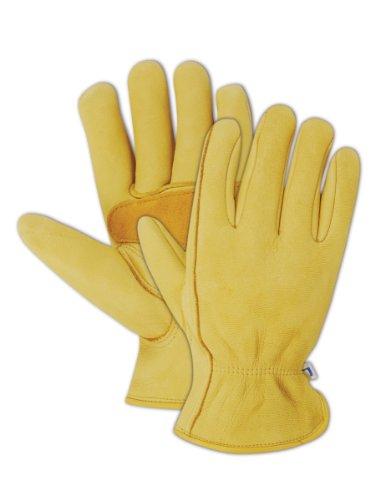Magid TB1540ET-XL Men's Pro Grade Collection Premium Elk skin Gloves, X-Large