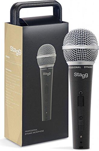 (Stagg SDM50 Dynamic Microphone)
