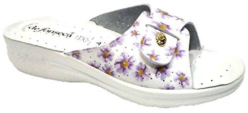 De Fonseca , Chaussons pour femme violet aubergine 38 EU