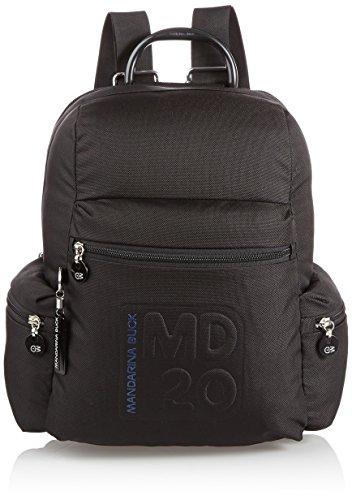 Mandarina Duck MD20 TRACOLLA PIRITE - Bolso mochila para mujer negro