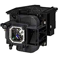 NEC NP-P401W Projector Housing w/ High Quality Genuine Original Ushio Bulb