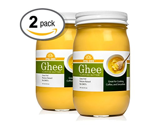 Grassfed Organic Ghee Clarified Regular product image