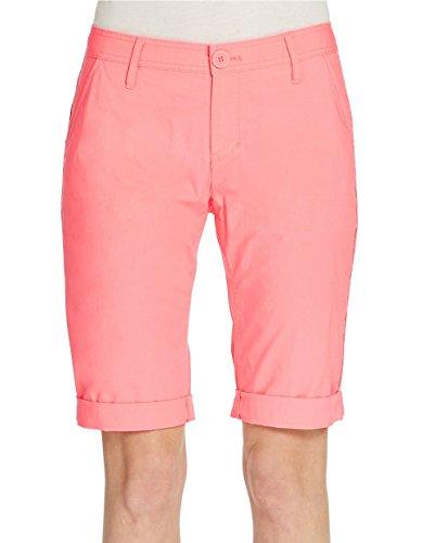 DKNY Jeans Ladies' Bermuda Short, Coral, 6