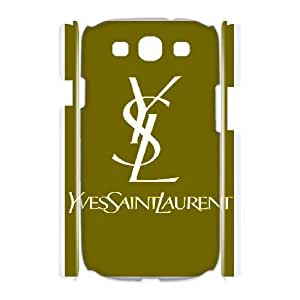 Yves Saint Laurent YSL Logo For Samsungn Galaxy S3 Phone Case Cover 6FY955161