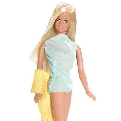 Barbie My Favorite Time Capsule 1971 Malibu Doll: Toys & Games