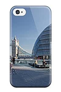 Esther Bedoya Case Cover Protector Specially Made For Iphone 4/4s City Of London