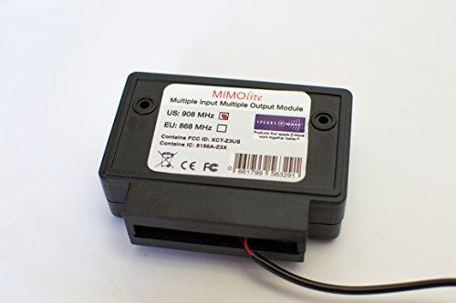 Fortrezz Z Wave Mimolite Motor Control