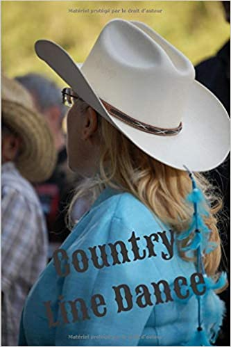 Country Line Dance: Carde Bal à remplir (French Edition): J