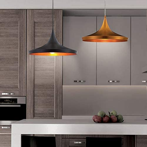 Eurofase 20439-019 Ramos European Inspired Formed Metal Pan Pendant Light