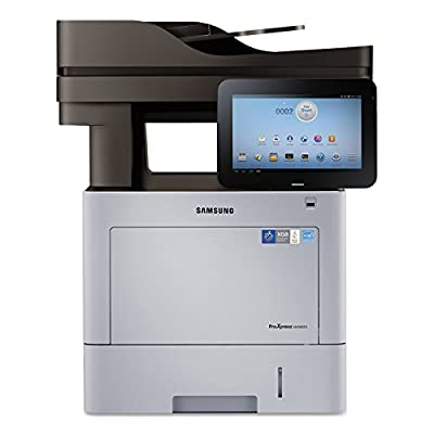 Sl-M4583fx Multifunction Laser Printer, Copy/fax/print/scan By: Samsung