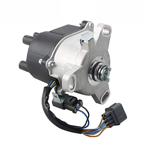 MOSTPLUS New Ignition Distributor For 1992 1993 1994 1995 HONDA Civic DX, CX, LX NON V-TEC with ()
