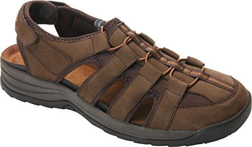 ワックス繊毛地質学Drew Shoe メンズ カラー: ブラウン