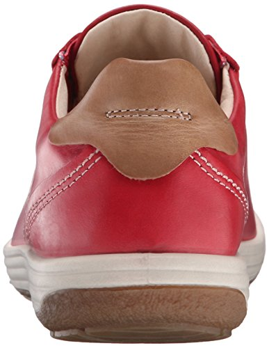 ECCO Footwear Womens Chase Tie Sneaker, Chilli Red, 39 EU/8-8.5 M US by ECCO (Image #2)