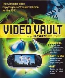 Video Vault for PSP