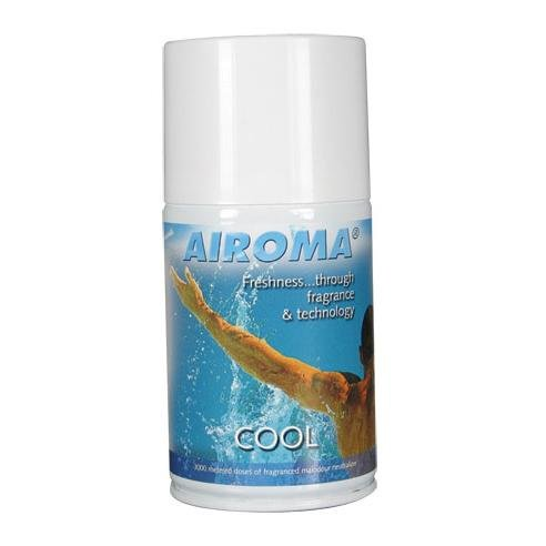 Micro Airoma Aerosol Cool Refill 100ml - Pack of 12 Vectair