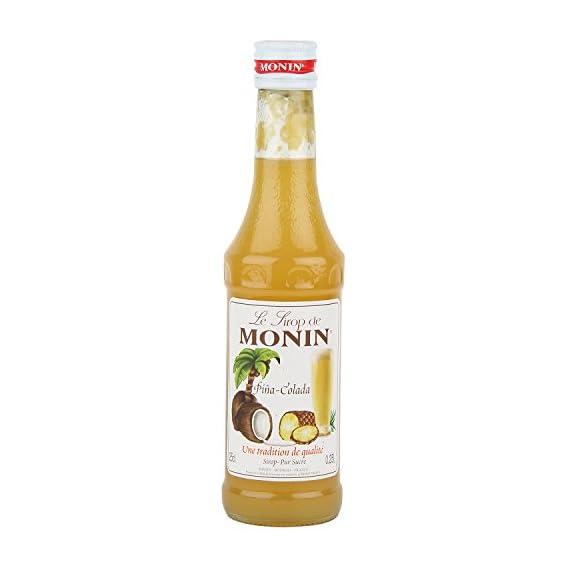Monin Pina Colada Bottle, 250 ml