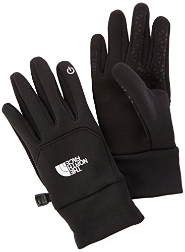 (The North Face Women's Etip Glove, TNF Black, LG)