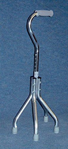 ALIMED 78422 Cane Model 840 Quad Adjustable