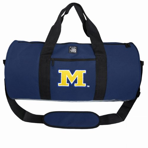 Broad Bay McNeese State Duffel Bag Official NCAA College Logo Cowboys Duffle Travel/Fitness/Overnight Bag Luggage