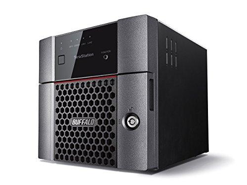 Buffalo TeraStation 3210DN Desktop 4 TB NAS Hard Drives Included