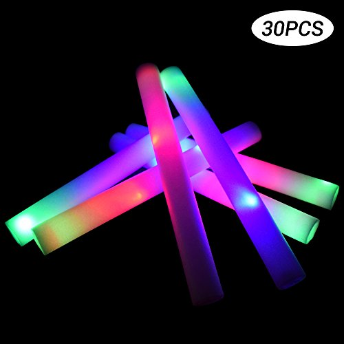 LifBetter New Glowsticks Set Bulk