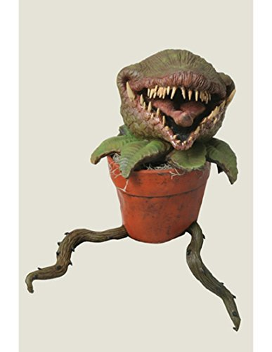 MAN EATING PLANT PUPPET -