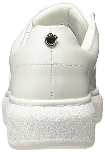 Steve Madden Vrouwen Hara Sneaker Wit (wit)