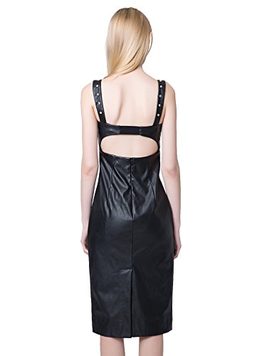 Jollychic - Vestido - para mujer negro