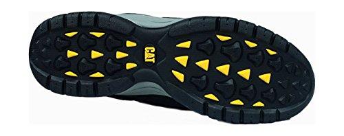 3 Footwear Nero Cat Uomo Antinfortunistiche Scarpe x0AWdqwX