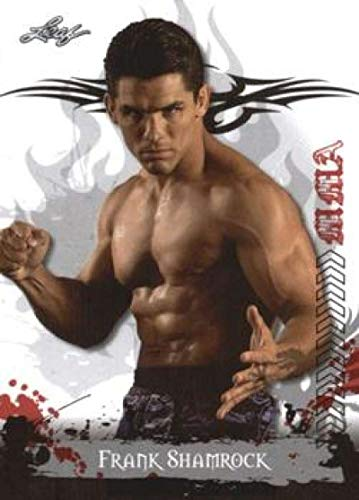 2010 Leaf MMA #74 Frank Shamrock (Mixed Martial Arts) UFC MMA Card NM-MT (Best Base For Mma)