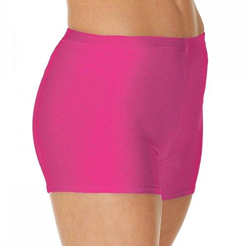 pantaloncini Roch nylon Raspberry Valley Hot da Lycra Dance ginnastica wqUpH