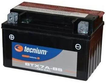 Batería BTX7A-BS 12V 6A Tecnium