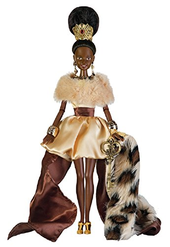 PRINCESS OMALIE AFRICAN AMERICAN PRINCESS DOLL