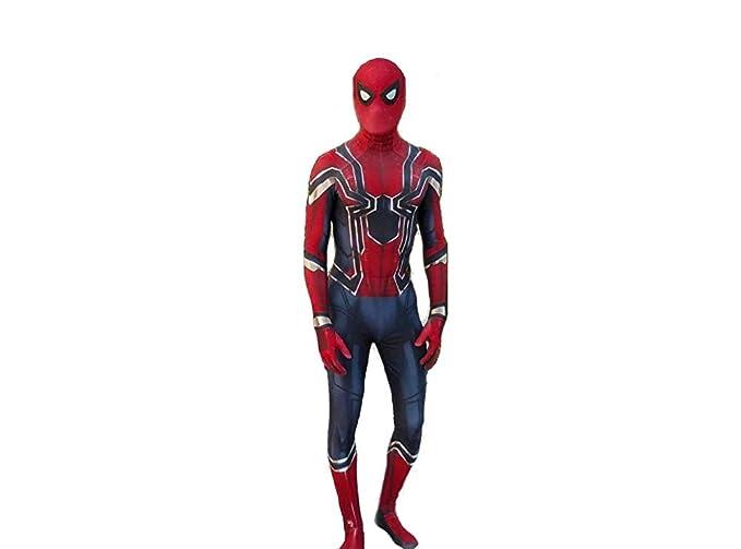 Cosplay Disfraz Iron Spider-Man