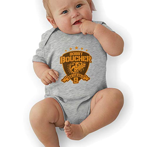 Bobby Suit (Lolpdd You Can Do It! - Bobby Boucher Baby Suits Body Suits Gray)