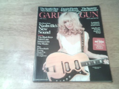 Recipes Texas Hot Sauce - Garden and Gun Magazine April/may 2013/ the Music Issue